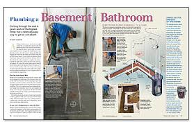sensational design how to add bathroom basement rough in a youtube