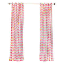 Pink Chevron Curtains Chevron Curtains Gray Yellow Blue Black And White