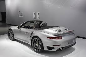 porsche cabriolet turbo 2014 porsche 911 turbo cabriolet u0026 turbo s cabriolet la live