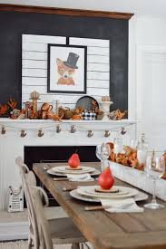 dining room decorating fall dining room decorating made easy fox hollow cottage