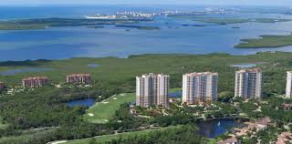 luxury high rise condo with view of the bay at altaira in bonita