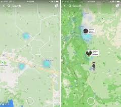 The Ghost Map What You Need To Know About Snapchat U0027s Snap Map Feature Cnet
