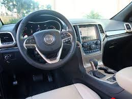 2013 Jeep Grand Cherokee Interior 2017 Jeep Grand Cherokee Road Test And Review Autobytel Com