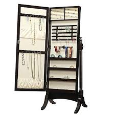 mirror and jewelry cabinet jewelry mirror cabinet plans roselawnlutheran full length mirror