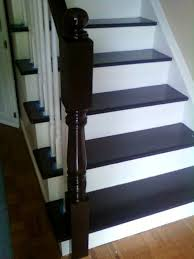 50 black wood stairs 25 best ideas about stair risers on
