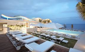 blue diamond luxury boutique hotel playa del carmen blue