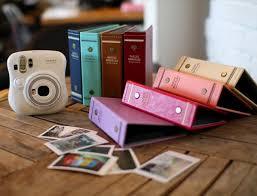 Making Photo Albums Mochithings Making Memories Instax Mini Album