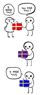 Denmark Meme - denmark vs sweden r place know your meme