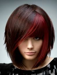 latest medium hairstyles with bangs 2014 2015 fashion full