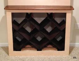 gas meter cabinet u0026 wine rack pt 2 meg u0027s moments