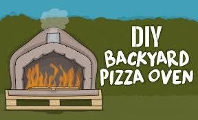 Building A Backyard Pizza Oven by How To Build A Diy Backyard Pizza Oven