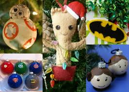 25 fandom ornaments your geeky will