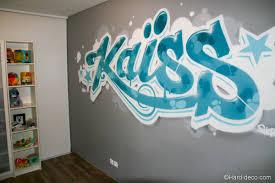graffiti chambre chambres de garçons décoration graffiti page 3 sur 12 deco