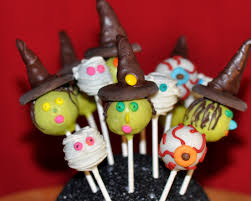 Halloween Cake Flavors by Beki Cook U0027s Cake Blog Cake Pops