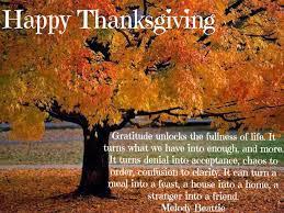 community thanksgiving 2017