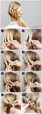 easy party hairstyles for medium length hair best 20 medium hair ponytail ideas on pinterest easy hair up