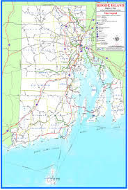 map rhode island rhode island state maps and map roundtripticket me