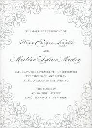 Wedding Reception Program Sample Free Wedding Reception Program Wording Wedding Invitation Sample
