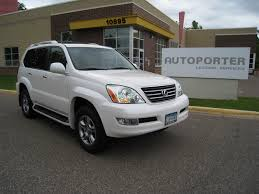 used lexus suv minnesota certified used cars autoporter leasing services inc