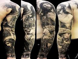 Religious Sleeve Tattoos Ideas 14 Best Religious Tattoo Sleeves For Women Images On Pinterest