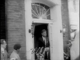 John F Kennedy Cabinet Members Jfk Selects Robert Mcnamara As Secretary Of Defense