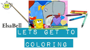 pearl spongebob coloring pages kids coloring book fun learn