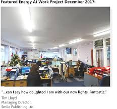 grants for lighting upgrades led lighting design for offices industry sports education and leisure