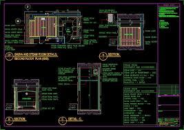 sauna and steam room details dwg detail for autocad u2022 designscad
