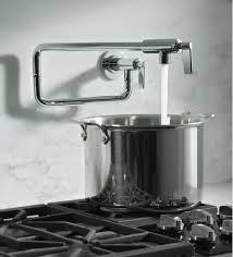 Danze Opulence Faucet Pot Filler Faucet Mediterranean Pot Fillers Denver By