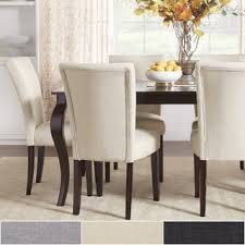 Dining Room Sets With Fabric Chairs by Dining Room Sets Shop The Best Deals For Oct 2017 Overstock Com