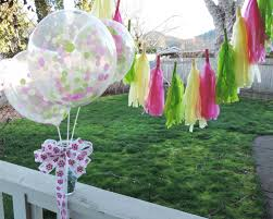 8 confetti balloons custom choose up to 7 colors tassel