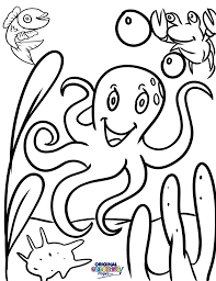 ocean u2013 coloring pages u2013 original coloring pages