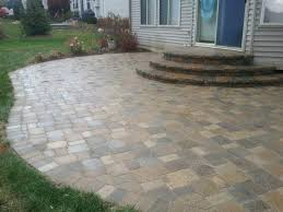 Patio Pavers Prices Idea Patio Pavers Cost For Large Size Of Patio Outdoor Concrete