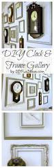 diy clock and frame gallery do it yourself fun ideas