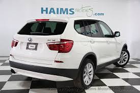 2013 bmw x3 safety rating 2013 used bmw x3 xdrive28i at haims motors serving fort lauderdale