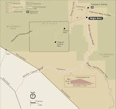 Caprock Canyon State Park Map by Joshua Tree Maps Npmaps Com Just Free Maps Period