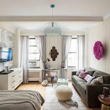 wohnung gestalten die besten 25 einzimmerwohnung einrichten ideen auf