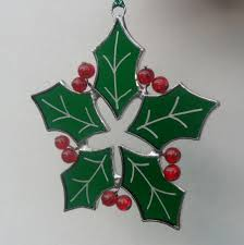 18 stained glass christmas ornaments patterns free free