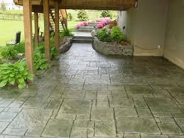 Decorative Concrete Patio Contractor Stamped Concrete Patios Cole Concrete Maryland