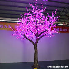 outdoor led tree lights pink artificial tree ichristmaslight