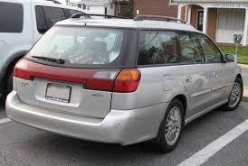 2000 subaru legacy information and photos zombiedrive