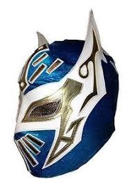 Wwe Sin Halloween Costume Sin Mask Wrestling Ebay