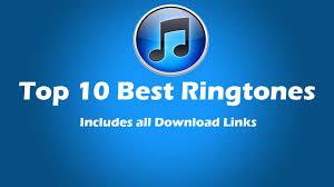 top 10 best ringtones download links included youtube