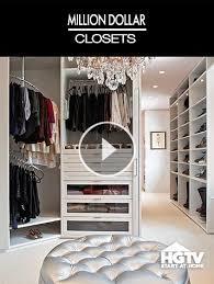 la closet design tv media