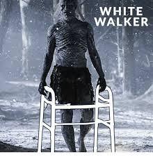 White Walker Meme - white walker meme on me me