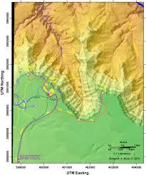 Map Az Phantom Ranch Az Wc Quarter Map 1a 1 U2013 In The Playground Of