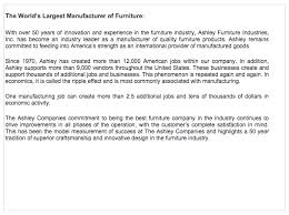 Top  Reviews And Complaints About Ashley Furniture - Ashley furniture pineville nc