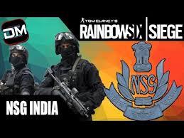 http siege operator ideas indian nsg rainbow six siege operator