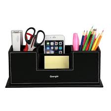 rangement stylo bureau rangement stylo bureau 28 images leather desktop storage box pen