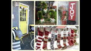 Christmas Outdoor Decor by Christmas Outdoor Decorating Ideas Winter Porch Decorating Ideas